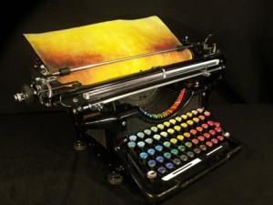 ChromaticTypewriter