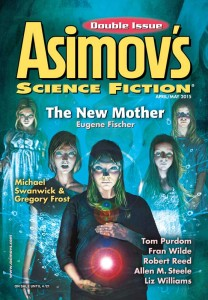 Asimov's Magazine April-May 2015