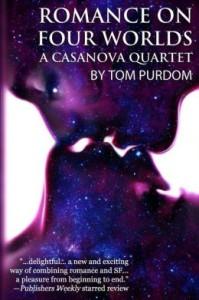 Tom Purdom's Romance on Four Worlds