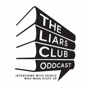Liars Club Oddcast logo