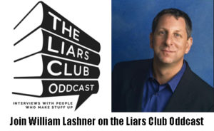 Bill Lashner on the Oddcast