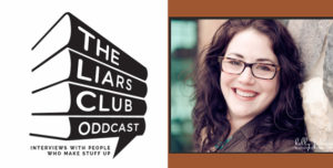 Amy Reichert on the Oddcast