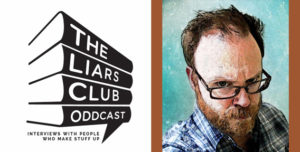 Chuck Wendig on the Oddcast