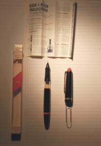 Inkograph fountain pen