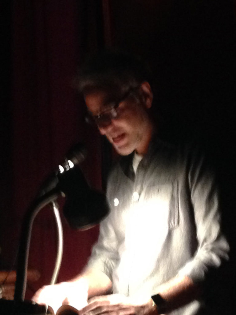 Rajan Khanna reading at KGB